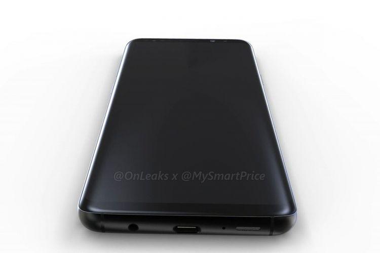 8 Smartphone yang Dinanti di MWC 2018 Halaman all - Kompas.com 51b99a184c