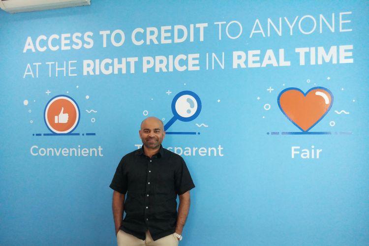 CEO and Co-Founder Kredivo, Akhsay Garg