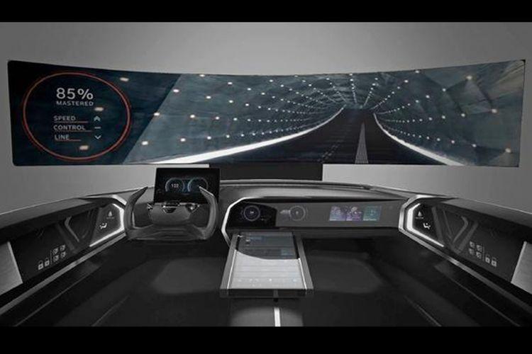 Teknologi speaker pintar dari Hyundai.