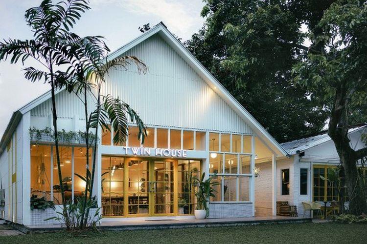 Twin House Coffee & Kitchen di Cipete, Jakarta Selatan.
