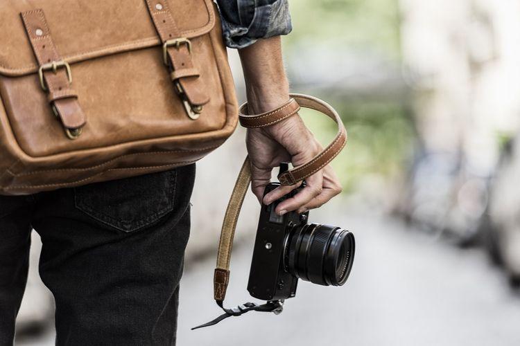 Ilustrasi fotografer