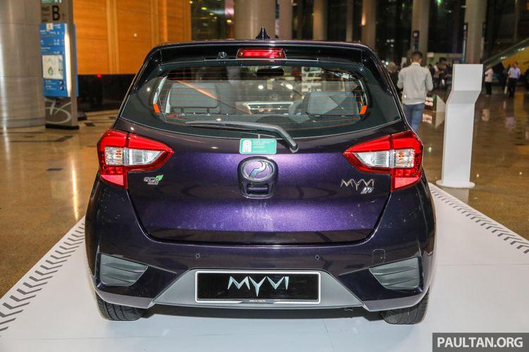 Daihatsu Sirion Generasi Baru Versi Malaysia