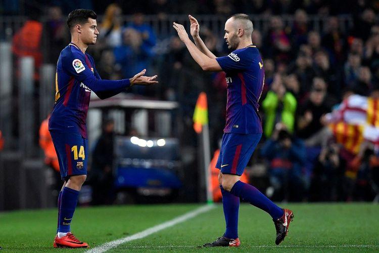 Menghadapi Chelsea Barcelona Bakal Dengan Tidak Andres Iniesta