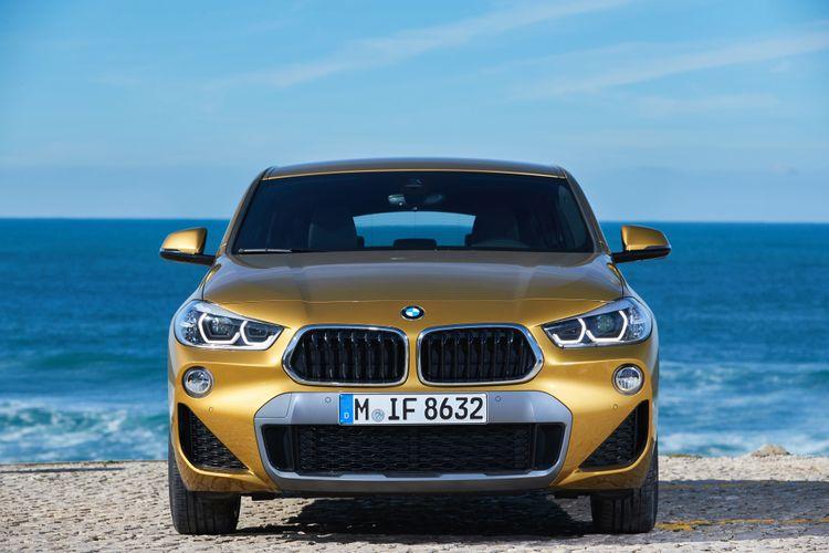 Sosok gagah BMW X2 siap meramaikan pasar Indonesia di 2018