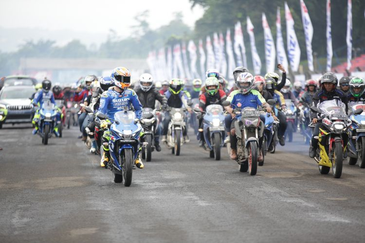 Suzuki Bike Meet-Jambore Nasional 2018.