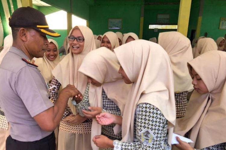 Bantu Atasi Kekeringan, Polres Aceh Timur Bangun 3 Sumur Bor