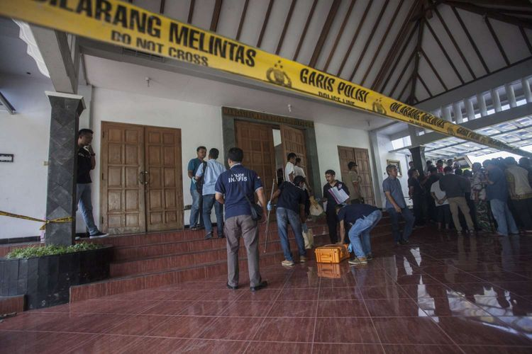 Penyerangan Gereja Santa Lidwina Berpotensi Memecah Belah Persatuan dan Kerukunan