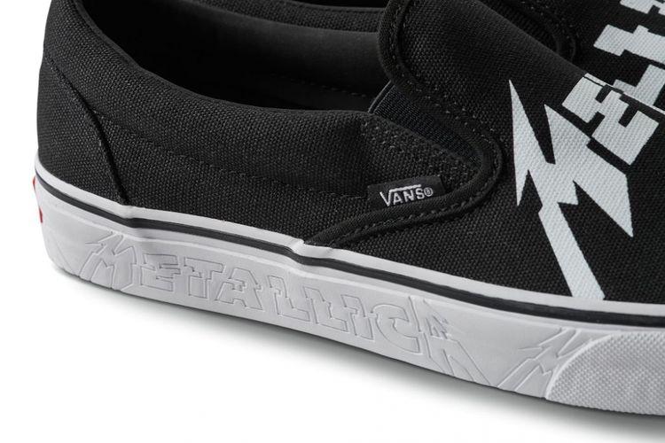 957e3390a4f Vans x Metallica.