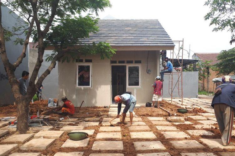 Groundbreaking atau peletakan batu pertama rumah tapak DP 0 rupiah di Rorotan akan dilakukan pada 28 Februari
