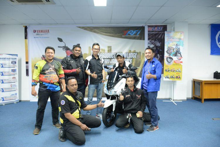 Workshop Yamaha Lexi