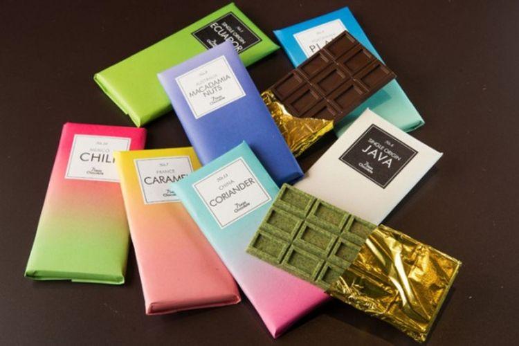 cokelat batangan