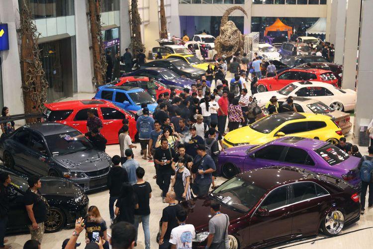 Kontes modifikasi Indonesia Automodified (IAM) 2018 akan kembali diselenggarakan.