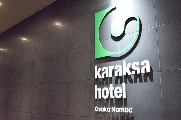 logo karaksa hotel Osaka Namba