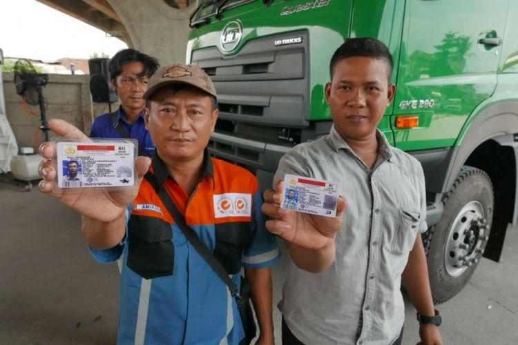 Sopir Truk Bikin SIM Gratis