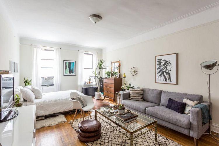 5 Cara Cerdik Mendekorasi Apartemen Studio