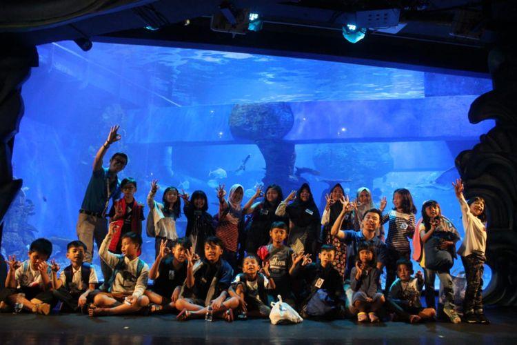 Program Aqua Camp di Jakarta