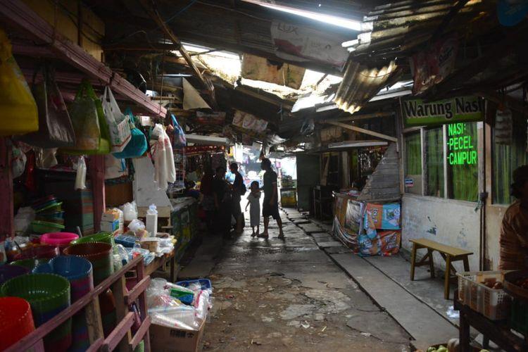 Pasar Pon Trenggalek Bakal Jadi Pasar Modern