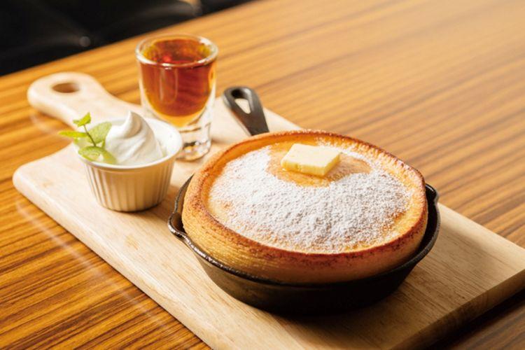 Skillet Pancake Set, 1.080 yen