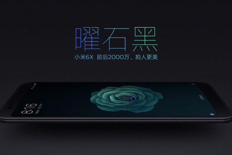 Teaser Xiaomi Mi 6X yang diunggah Director Product Management and Marketing Xiaomi Global, Donovan Sung, ke Twitter.