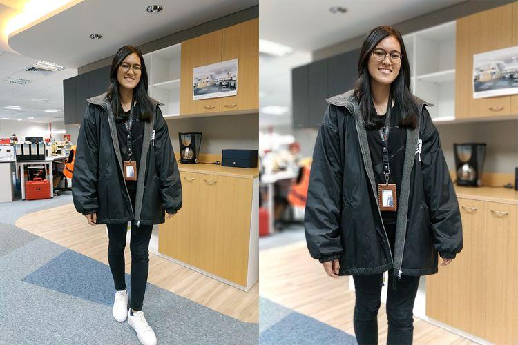 Hasil foto menggunakan Xiaomi Redmi Note 5 AI Dual Camera.