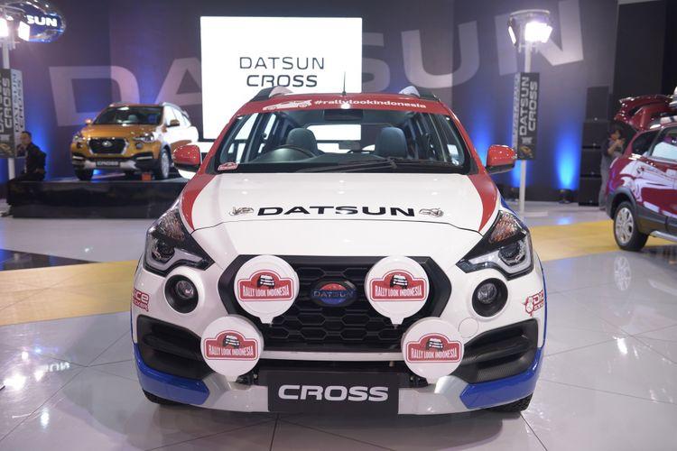 Modifikasi Datsun Cross yang dipamerkan di IIMS 2018
