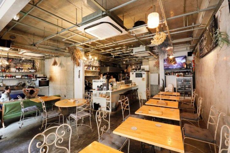 Kafe Shelly Beach by Manly Australian Café & Bar