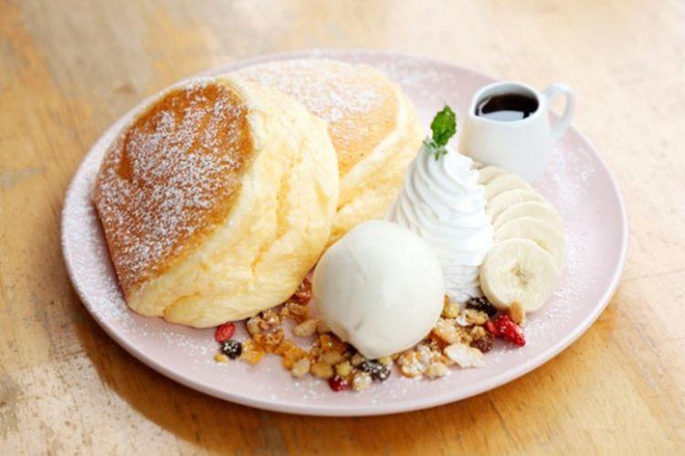 Ricotta Cheese Pancake