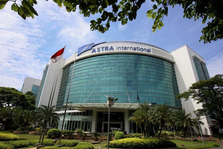Gedung Astra International di Sunter, Jakarta Utara