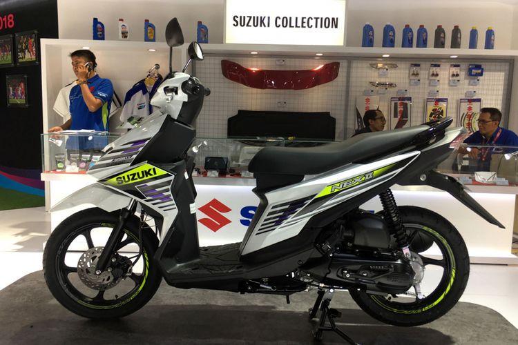Hasil gambar untuk Suzuki Nex 2