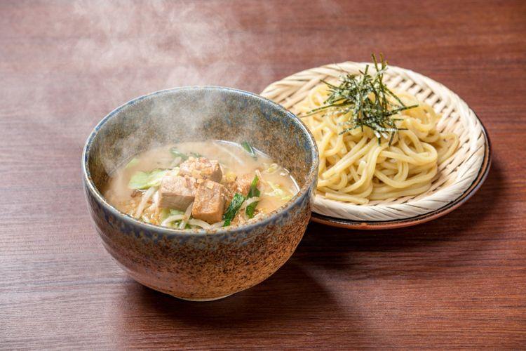 Tsukemen Tuna