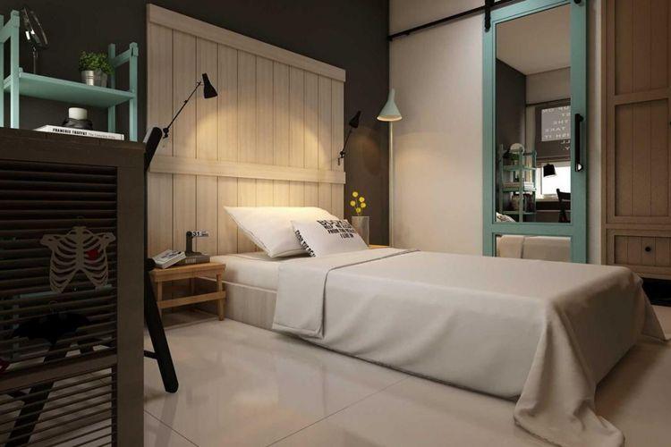 770+ Foto Desain Kamar Tidur Industrial HD Terbaik Download Gratis