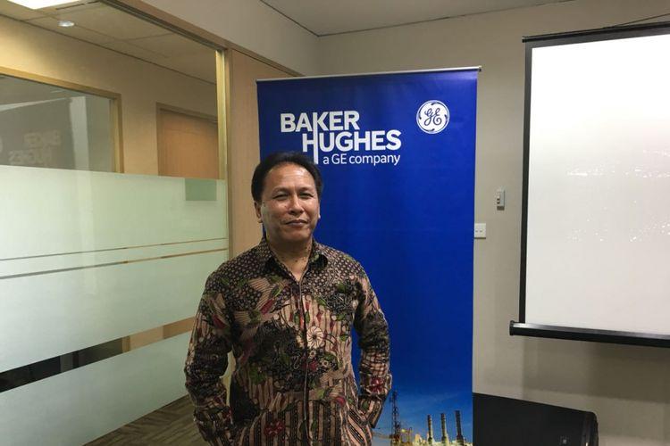 Presiden Direktur BHGE Iwan Chandra
