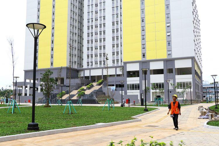Kementerian Pekerjaan Umum dan Perumahan Rakyat (PUPR) melalui Direktorat Jenderal Penyediaan Perumahan membentuk Satuan Tugas Pemantauan dan Pengendalian Program Satu Juta Rumah, Rabu (2/5/2018)