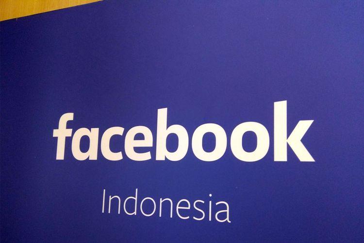 Salah satu dinding di kantor Facebook Indonesia.