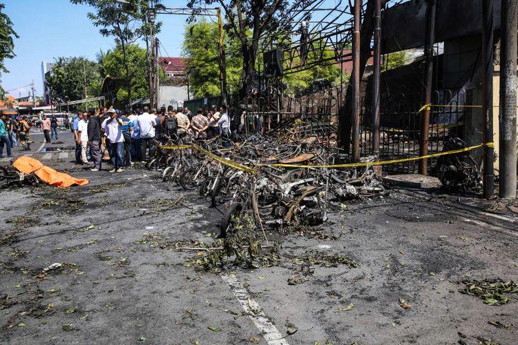 Presiden Jokowi: Tindakan Teroris di Surabaya Biadab ...