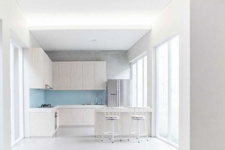 House at Pasteur karya Januar Sendjaya dan Lioni Firmansyah ADDO Architecture.