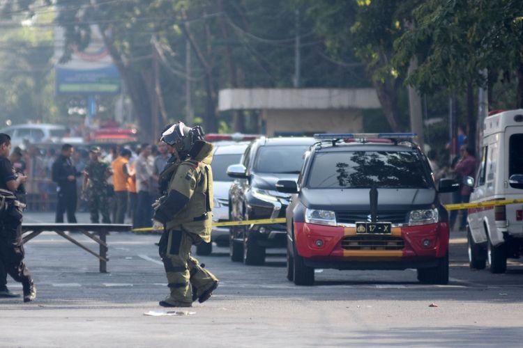 Romo Benny: Umat Kristiani Tak Perlu Cemas Aksi Teror di Surabaya