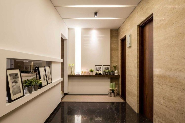 S+I House di Jakarta karya DP+HS Architects tahun 2015.