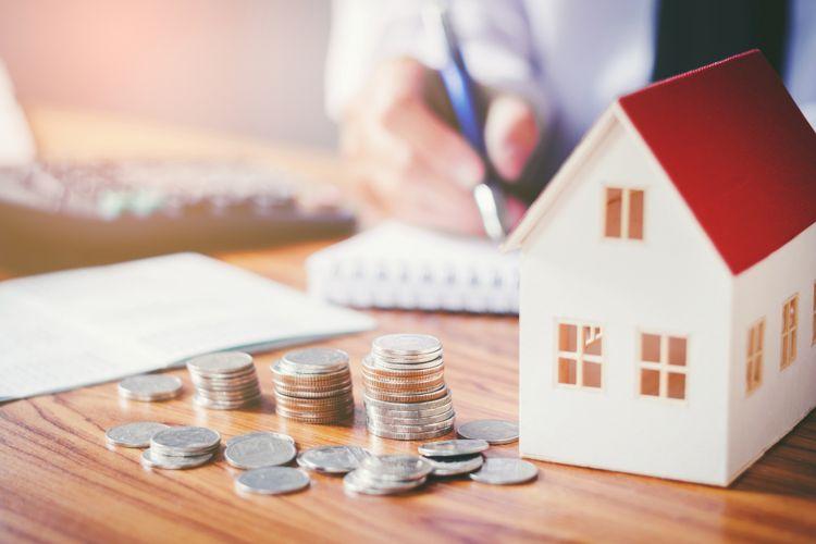 Ilustrasi kredit pemilikan rumah (KPR)