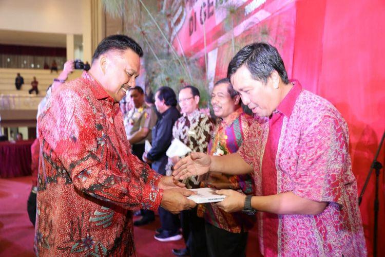 Olly Klaim Berhasil Mewujudkan Sulawesi Utara Pintu Gerbang Pasifik