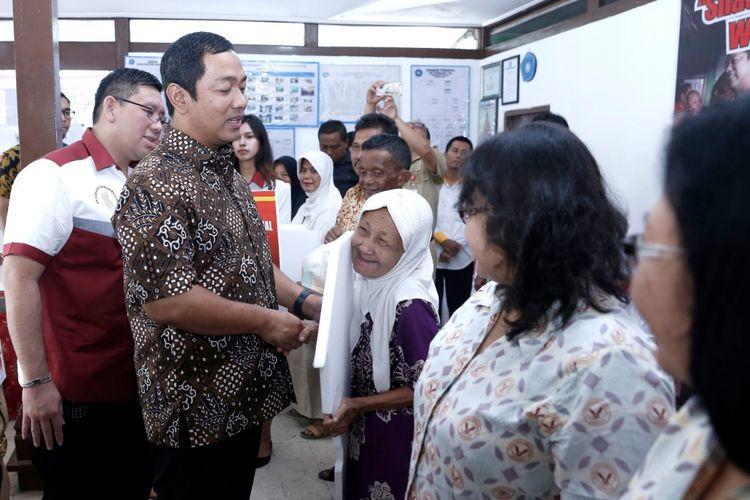 Wali Kota Semarang Bakal Rehabilitasi 7.000 Rumah Tidak Layak Huni