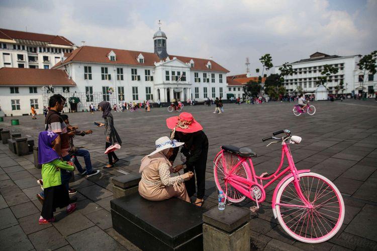 Jakarta Ulang Tahun Ini 5 Tempat Wisata Pilihan Warga Jakarta