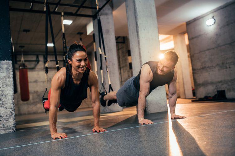 Olahraga Penurun Berat Badan Yang Dapat Dilakukan di Rumah