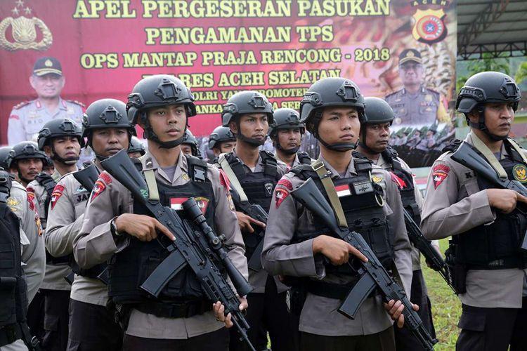 Aksi Jambret dan Begal Meningkat, Mulai Malam Ini 1.000 Polisi Diterjunkan Untuk Memberantasnya