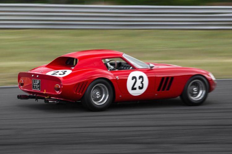 Mobil termahal di pasar lelang dunia, Ferrari 250 GTO lansiran 1962.
