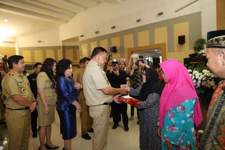 Gubernur Sulut: Halalbihalal Jadi Warisan untuk Bersilaturahmi