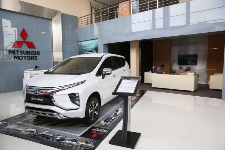 Dealer baru Mitsubishi dibuka di Lampung.