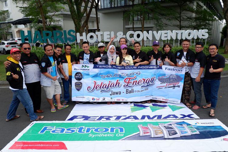 Komunitas Teruci Jelajah Jawa-Bali
