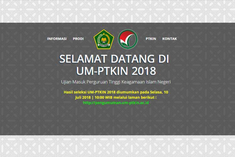 UMPTKIN 2018