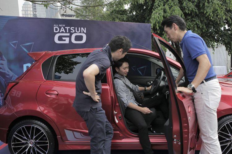 Datsun Indonesia.